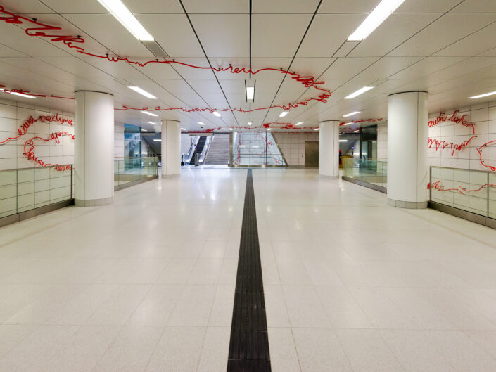 Düsseldorf, U-Bahn